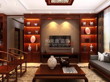 圣湖万年花城-107-中式风格