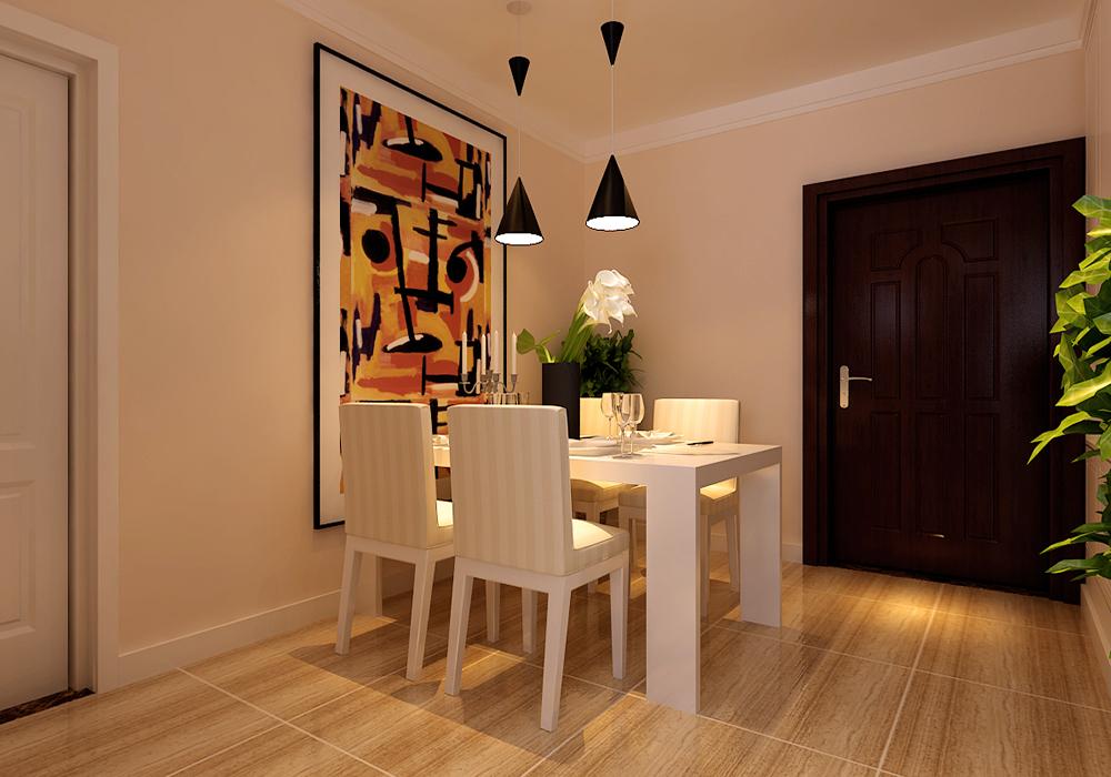餐厅图片来自太原金尚装饰王卓娅在简约风--坤泽十里城的分享