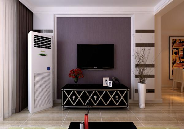整体感觉简洁温馨,墙面主要是通过壁纸装饰。家具以简约舒适为主,色调以暖色调为主,客厅阳台的地方也可以做为休息区域。