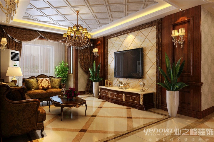 简约 欧式 太原业之峰 客厅图片来自太原业之峰诺华装饰杨丽茹在怀旧的分享