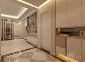 简约 四居 宜居 舒适 温馨 玄关图片来自居泰隆深圳在天悦南湾现代简约四居室的分享