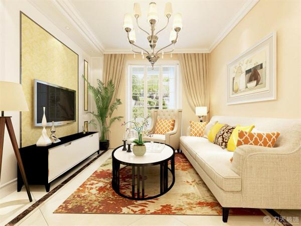 本案为常春藤,一室一厅一卫67㎡户型。本案风格定义为简约欧式。简约欧式风格沿袭古典欧式的主元素,又融入了现代的生活元素。使居室有的不只是豪华,更多的是惬意和浪漫。