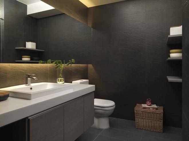 欧式 简约 三居 别墅 卫生间图片来自成都高度国际在【高清】老屋蜕变北欧爱乐家的分享
