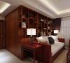 京基御景印象新中式三居室