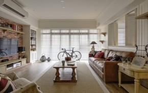 北欧 宜居 舒适 四居 客厅图片来自居泰隆深圳在京基御景印象北欧四居室的分享