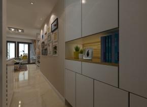 简约 三居 宜居 舒适 温馨 玄关图片来自居泰隆深圳在熙璟城 现代简约 三居室的分享