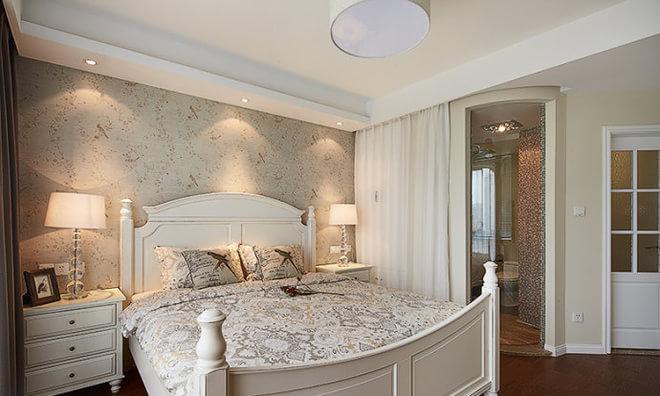 混搭 贝森公馆 装修设计 卧室图片来自成都高度国际在【高清】135平混搭风格温馨实景的分享