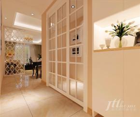 简约 三居 宜居 舒适 温馨 玄关图片来自居泰隆深圳在同创新作 现代简约 三居室的分享