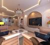 简约欧式风格沿袭古典欧式风格的主元素,融入了现代的生活元素。欧式的居室有的不只是豪华大气,更多的是惬意和浪漫。通过完美的典线,精益求精的细节处理,带给家人数不尽的舒服触感。