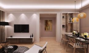 简约 三居 宜居 舒适 温馨 玄关图片来自居泰隆深圳在现代简约三居室 拎包入户的分享