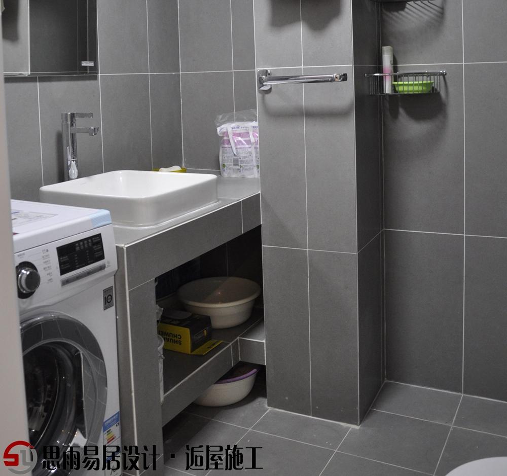 北京旧房 北京二手房 北京别墅 北京老房 思雨易居 卫生间图片来自思雨易居设计-包国俊在《纯净》30平米现代风格的分享