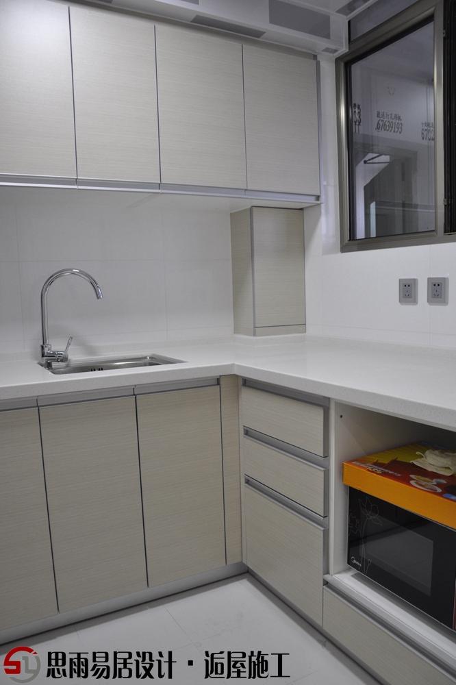 北京旧房 北京二手房 北京别墅 北京老房 思雨易居 厨房图片来自思雨易居设计-包国俊在《纯净》30平米现代风格的分享