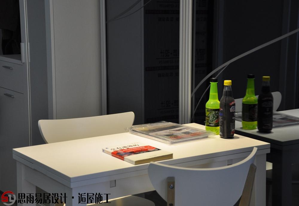 北京旧房 北京二手房 北京别墅 北京老房 思雨易居 餐厅图片来自思雨易居设计-包国俊在《纯净》30平米现代风格的分享