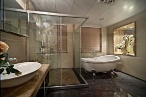 别墅 白领 小资 简约 新古典 卫生间图片来自北京装修设计o在远洋·万和公馆之优雅新古典的分享