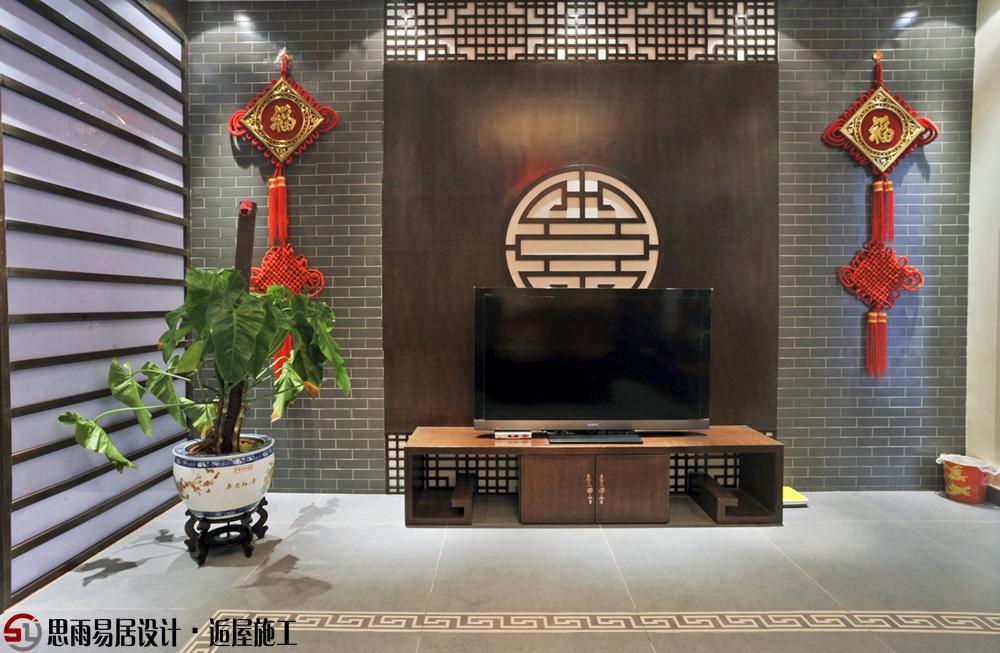 北京旧房 北京二手房 北京老房 客厅图片来自思雨易居设计-包国俊在《红动逍遥居》300平中式风格的分享