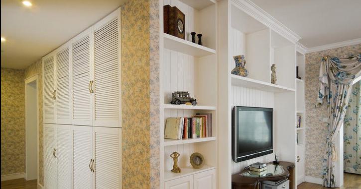书房图片来自天津印象装饰有限公司在都市新居装饰 案例赏析2015-9-14的分享