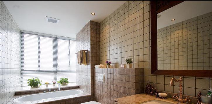 卫生间图片来自天津印象装饰有限公司在都市新居装饰 案例赏析2015-9-14的分享