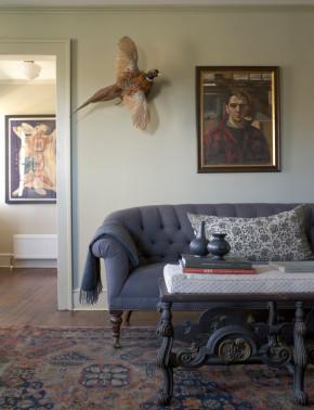 欧式 小清新 两居 客厅图片来自北京精诚兴业装饰公司在简欧小清新的分享