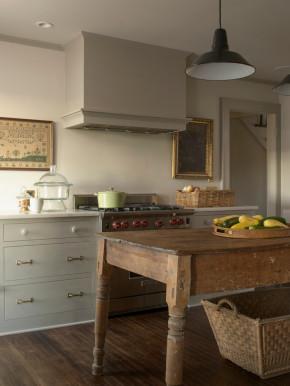 欧式 小清新 两居 厨房图片来自北京精诚兴业装饰公司在简欧小清新的分享