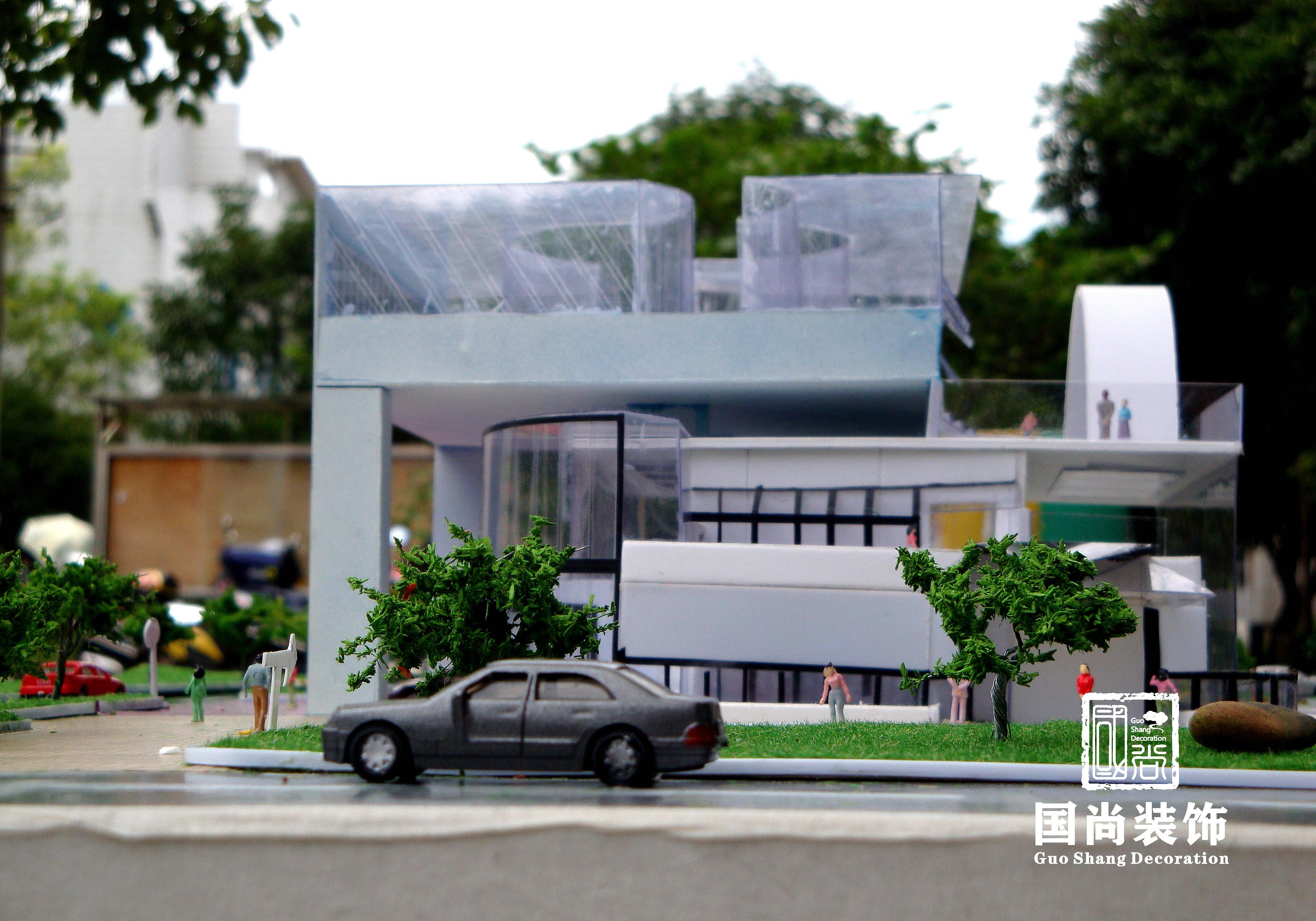 现代 空间 大自然 万物定律 透视图片来自额在建筑模型的分享