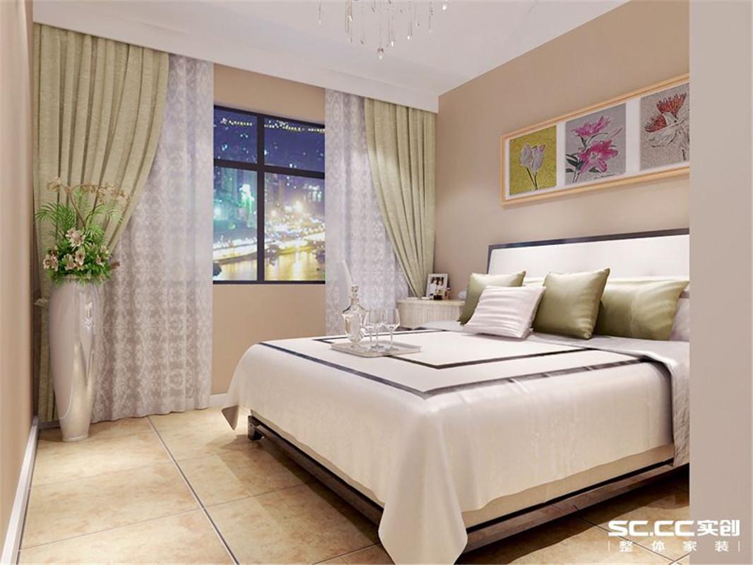 地中海 两居 整体家装 卧室图片来自郑州实创装饰啊静在迷情地中海两居的分享