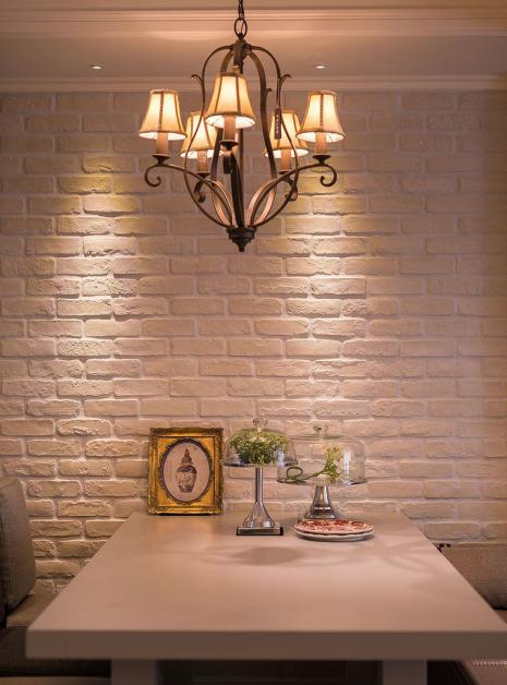 新古典风格 四居 老房翻新 餐厅图片来自实创装饰上海公司在195平新古典风格老房改造的分享