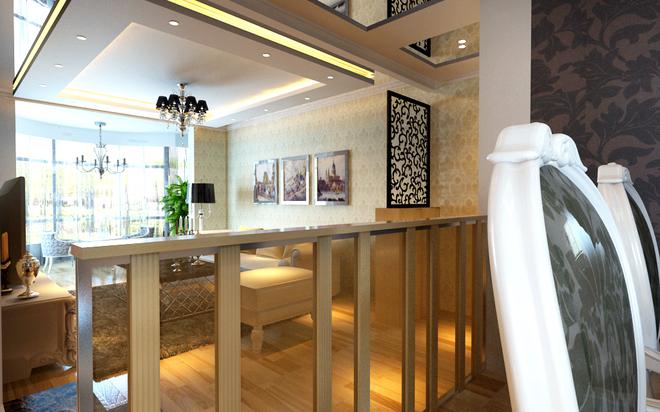 简约 三居 旧房改造 其他图片来自四川岚庭装饰工程有限公司在122平米老房改造简约时尚家的分享