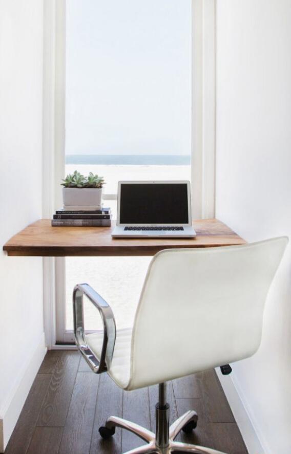 室内设计 白色公寓 住宅 书房图片来自北京精诚兴业装饰公司在白色公寓住宅室内设计的分享