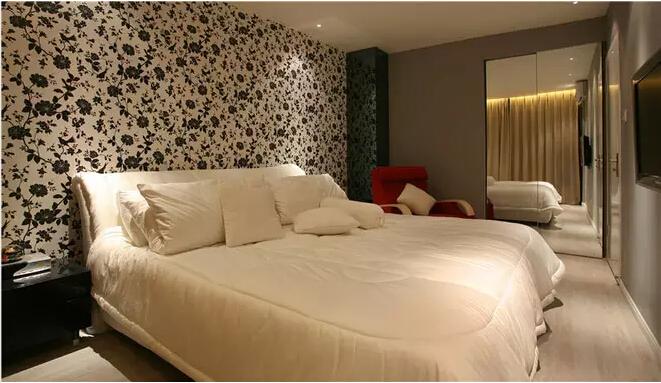 简约 储物空间 二居 旧房改造 卧室图片来自业之峰装饰旗舰店在最大化储物空间现代简约不简单的分享