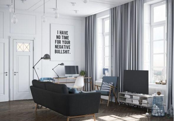 客厅图片来自北京精诚兴业装饰公司在复式现代简约风格的分享