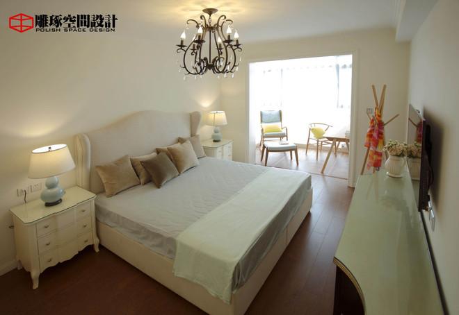 简约 小资 卧室图片来自四川岚庭装饰工程有限公司在法式风格家的分享
