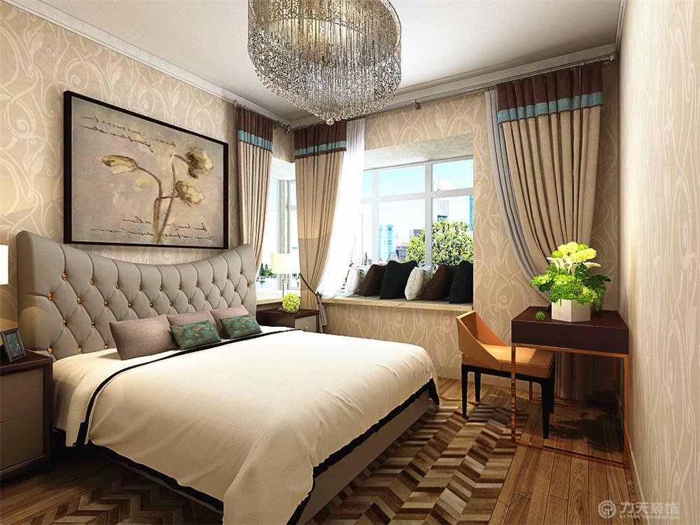 简约 卧室图片来自阳光力天装饰梦想家更爱家在现代风格  凯旋国际110平方米的分享