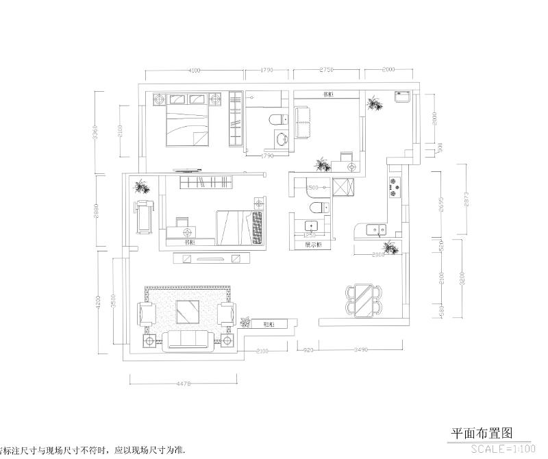 东南亚风格 老房重装 装修计算器 轻舟装饰 0元装修 别墅装修 北京装修 户型图图片来自蔷薇朵朵-粒儿在东南亚风的大西洋新城的分享