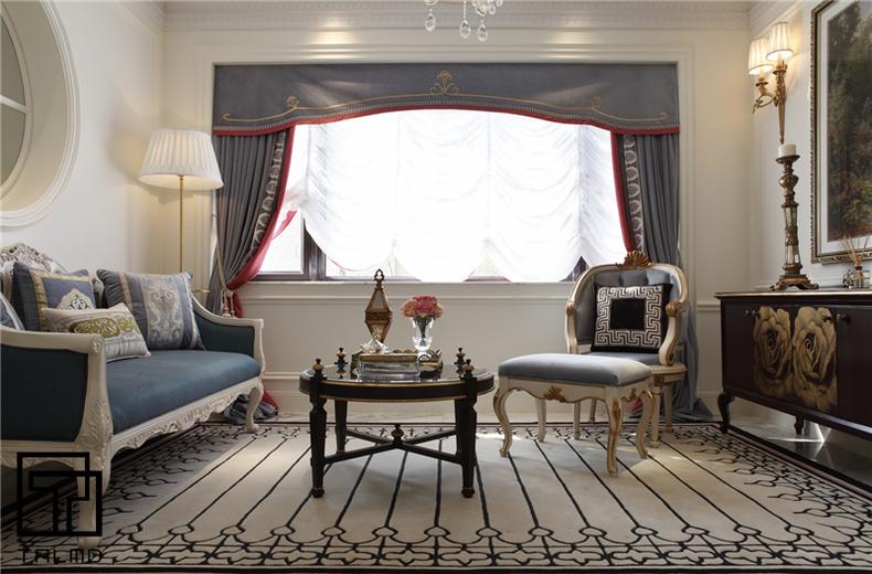 英伦 别墅 家具定制 高端家具 其他图片来自TALMD图迈家居在【TALMD案例】英伦·深圳九号公馆的分享