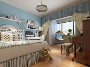 三居 地中海 收纳 书房图片来自太原金尚装饰王卓娅在地中海风情-三室-100平的分享