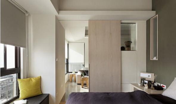 现代简约 简装 两居 现代 餐厅图片来自北京精诚兴业装饰公司在夫妻简装修,打造小家很精致!的分享