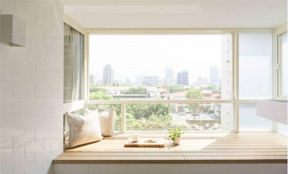 日式 简约 阳台图片来自北京精诚兴业装饰公司在简单的生活日式简约风的阳光公寓的分享