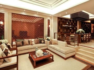 新中式风格首创国际半岛