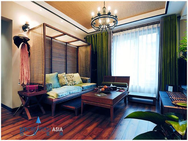 客厅图片来自四川岚庭装饰工程有限公司在伊女国度的分享