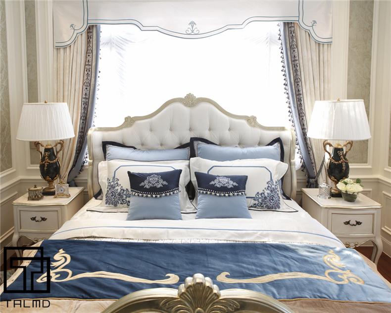 英伦 别墅 家具定制 高端家具 卧室图片来自TALMD图迈家居在【TALMD案例】英伦·深圳九号公馆的分享