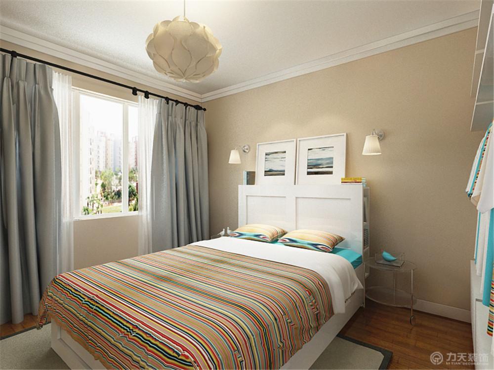 二居 卧室图片来自阳光力天装饰糖宝儿在现代简约 | 荣雅园 73.5㎡的分享