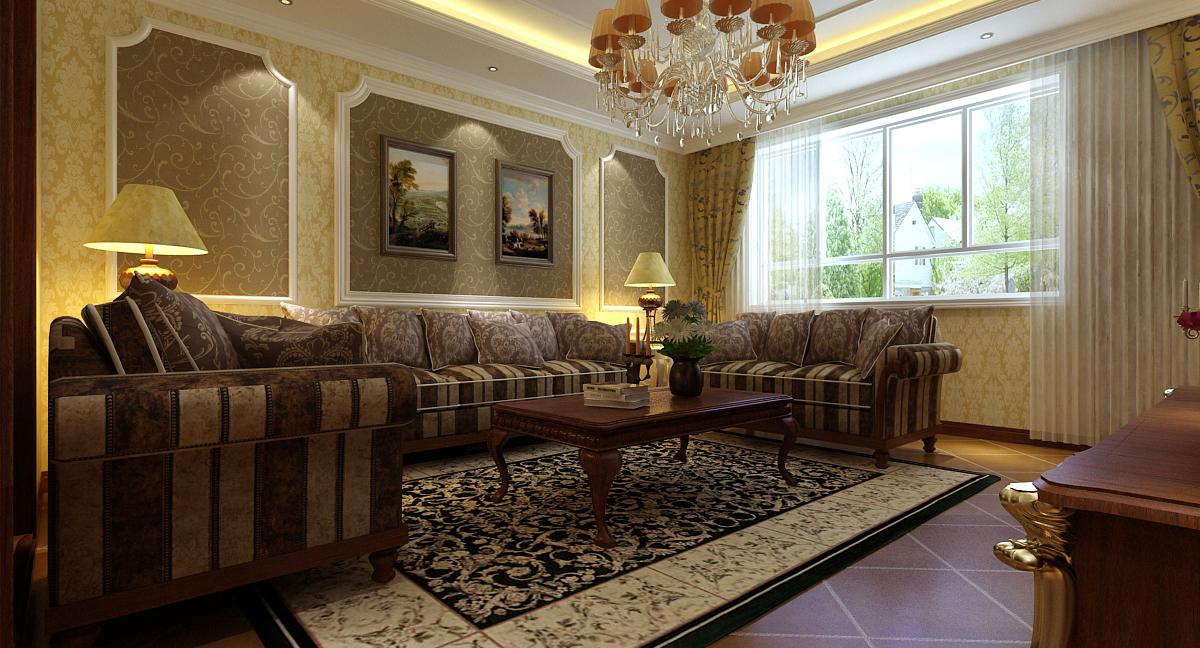 三居 沙发背景墙 客厅图片来自深圳嘉道装饰在东南亚的分享