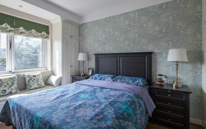 中海国际 100平米 田园 四室 卧室图片来自cdxblzs在中海国际 100平米 田园 四室的分享