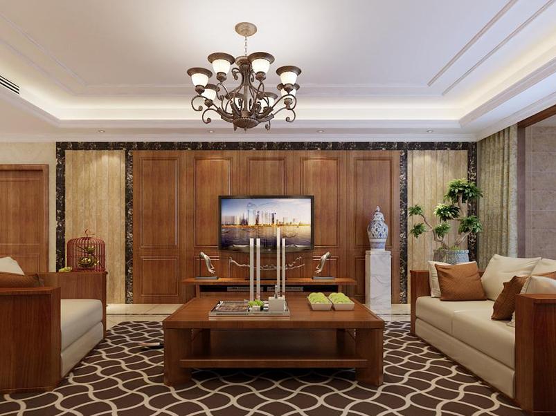 四居 现代 混搭 同祥城 客厅图片来自乐豪斯装饰张洪博在同祥城210平现代混搭风格的分享