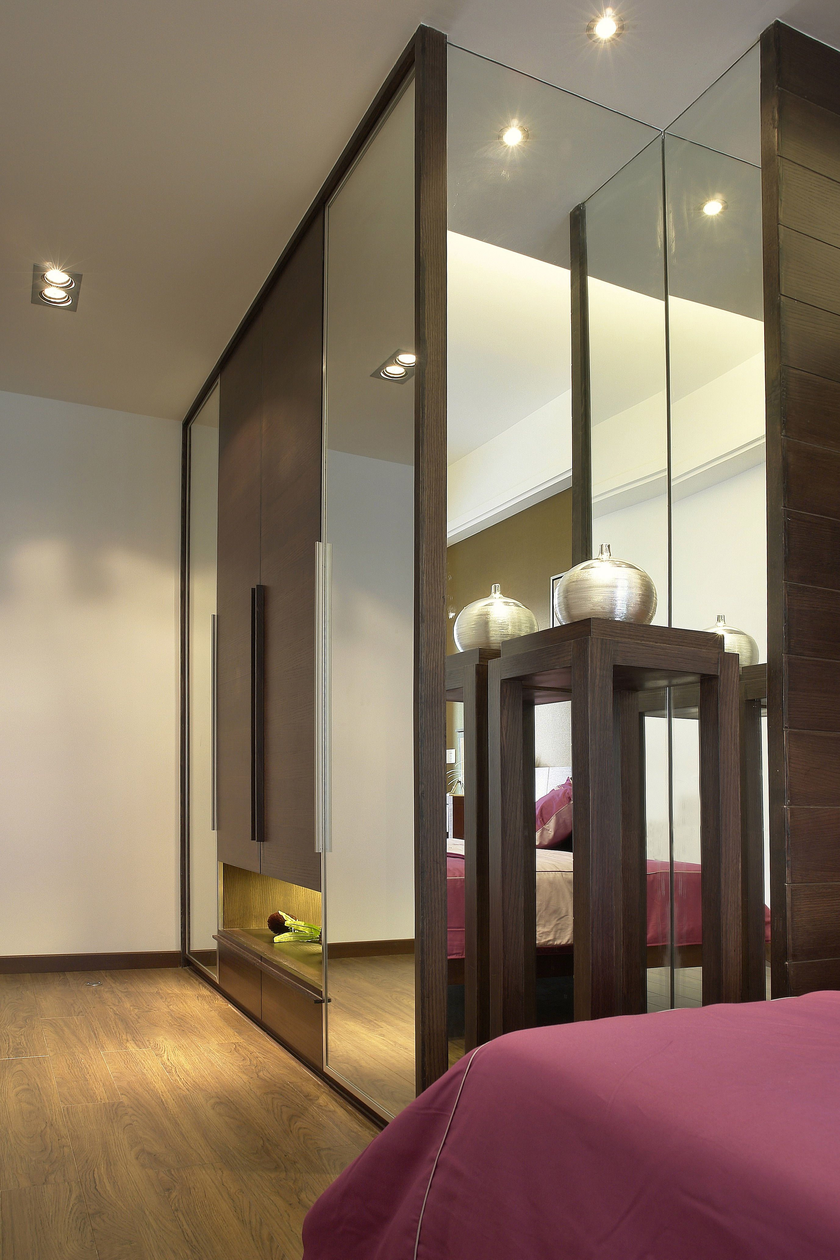 简约 三居 旧房改造 135平 富贵园 卧室图片来自赵修杰在135平  简约时尚的分享