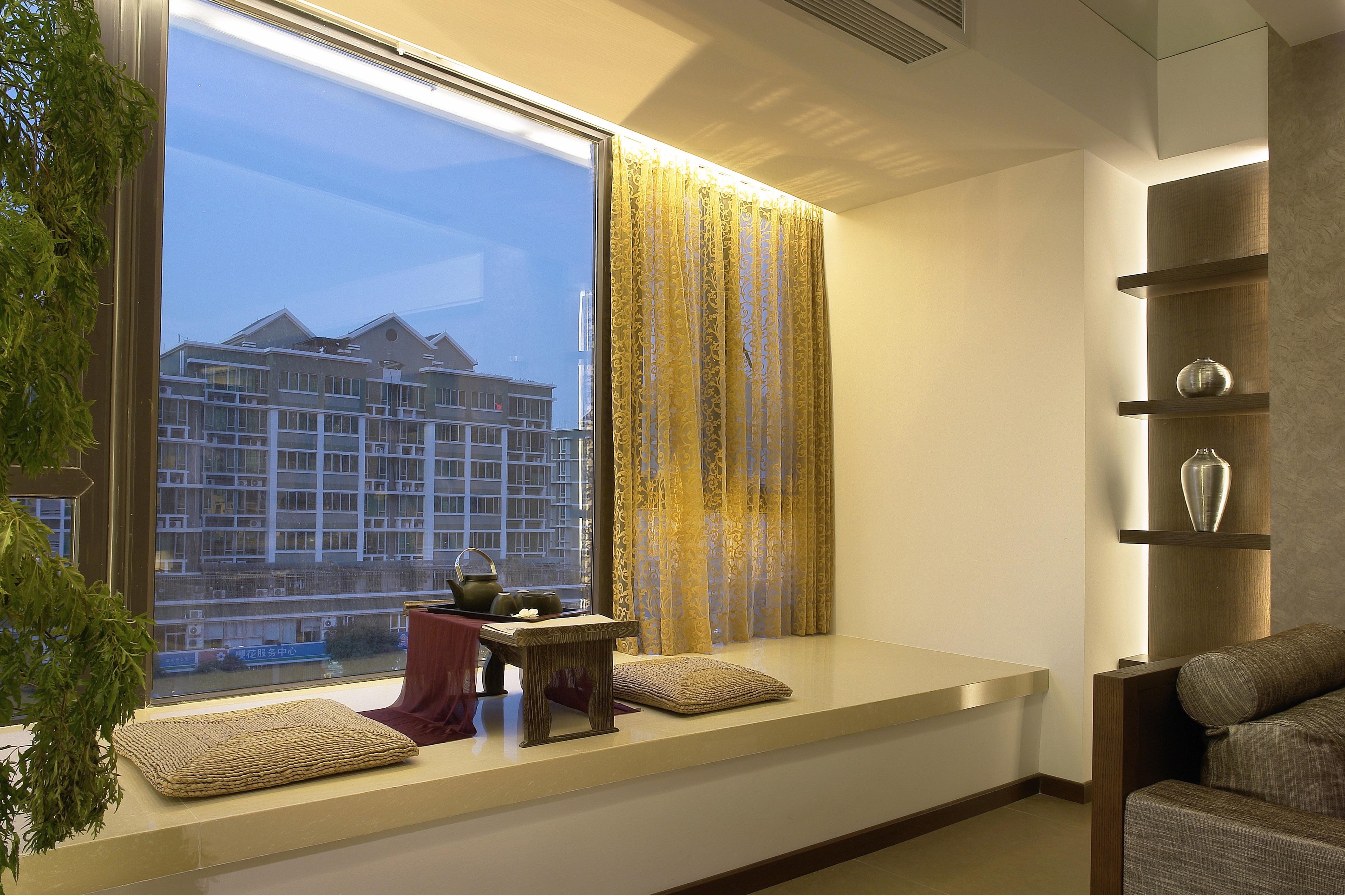 简约 三居 旧房改造 135平 富贵园 阳台图片来自赵修杰在135平  简约时尚的分享