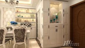 简约 欧式 二居 宜居 舒适 典雅 玄关图片来自居泰隆深圳在东方雅苑 简约欧式 二居室的分享