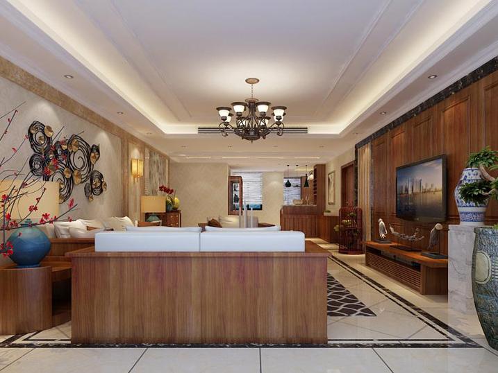四居 现代 混搭 同祥城 厨房图片来自乐豪斯装饰张洪博在同祥城210平现代混搭风格的分享