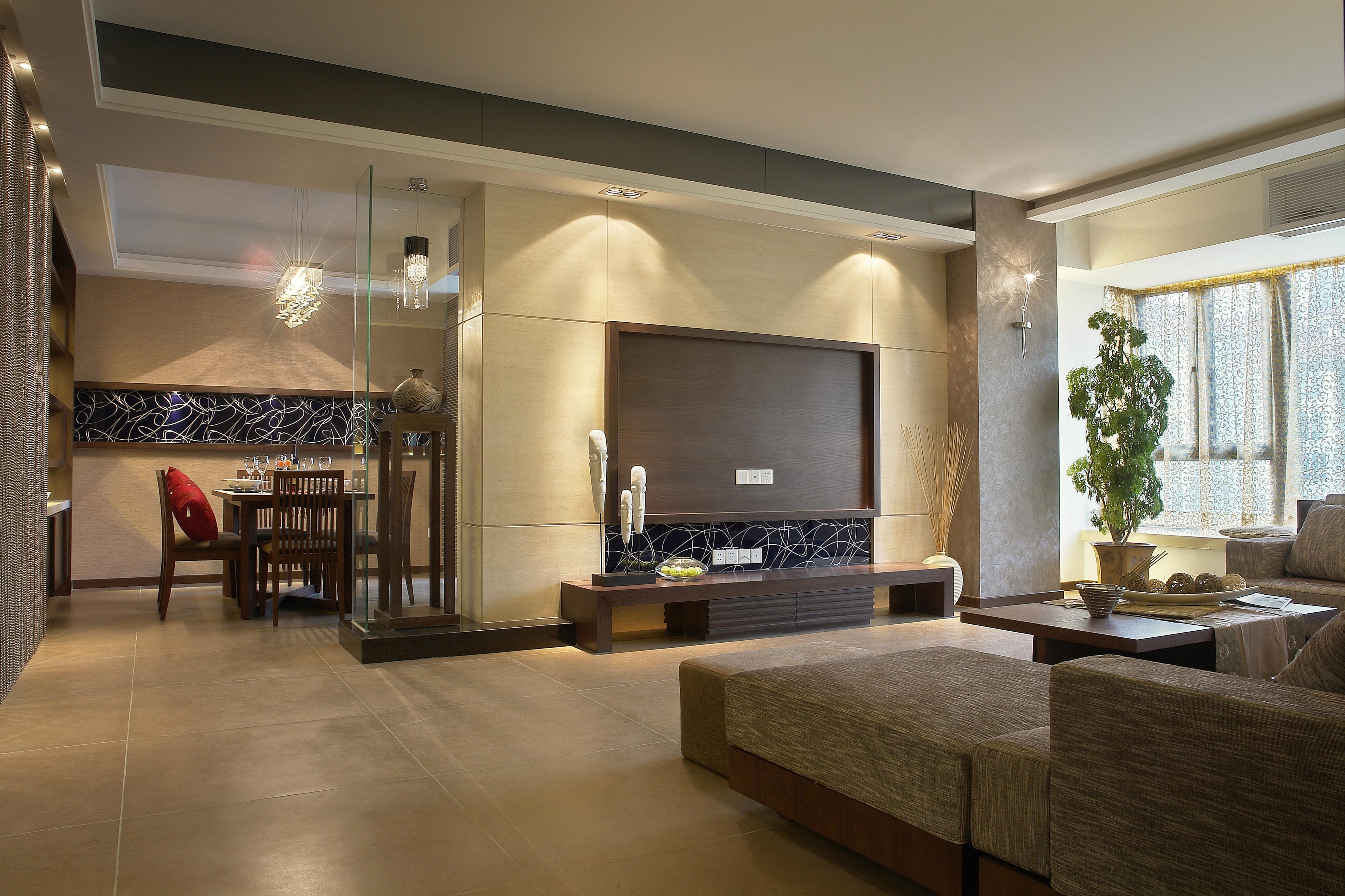 简约 三居 旧房改造 135平 富贵园 客厅图片来自赵修杰在135平  简约时尚的分享