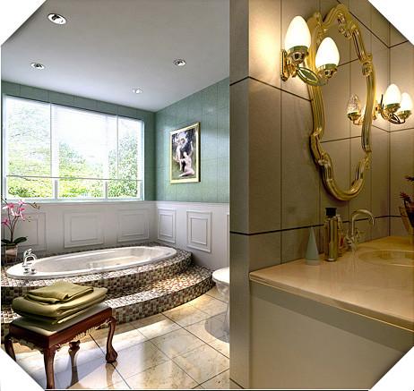 其他图片来自天津生活家健康整体家装在南岛别墅的分享